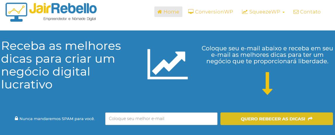 Tema ConversionWP Premium